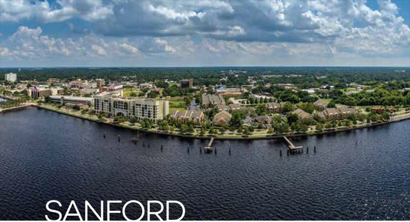 SANFORD: A MAJOR PLAYER IN THE REGION