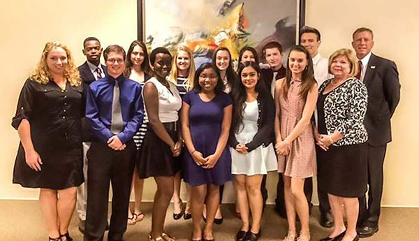SANFORD'S MAYOR ESTABLISHES YOUTH COUNCIL